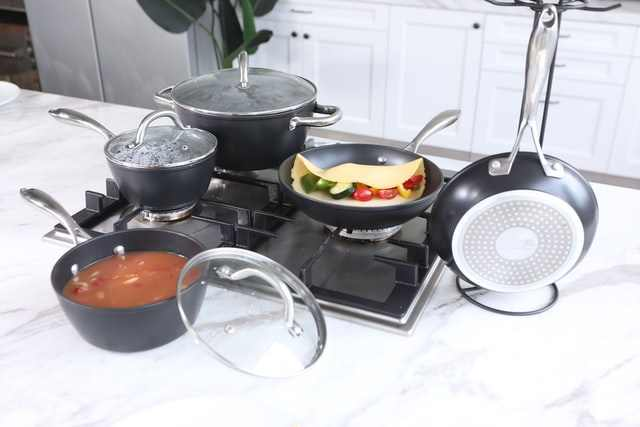 All Clad HA1 Vs B1 Cookware