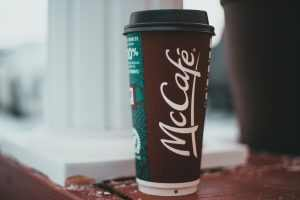 can you microwave McDonald's coffee cups